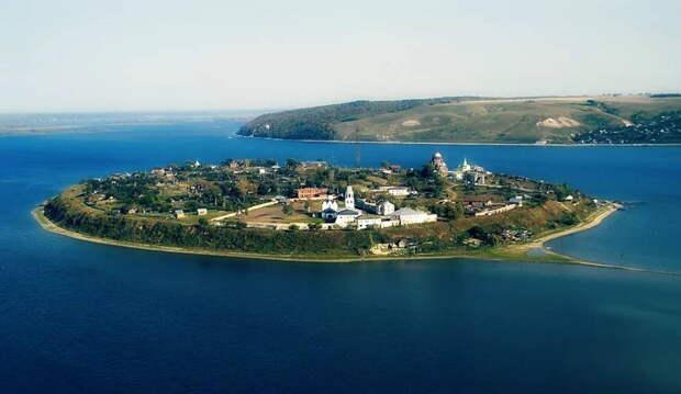 Остров-град Свияжск: легенда и история