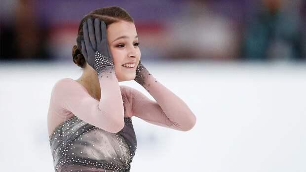 Щербакова стала самой тестируемой РУСАДА фигуристкой по итогам 2020 года