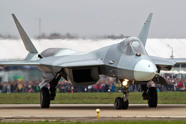 Американцы о Су-57