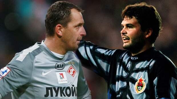 Российские вратари, забивавшие в чужие ворота до Алиссона: видео