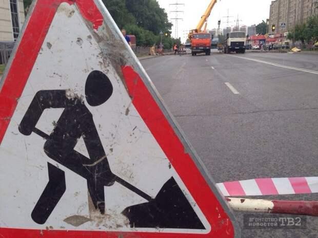 Из-за ремонта теплосетей будет перекрыто движение на участке по улице Сибирской