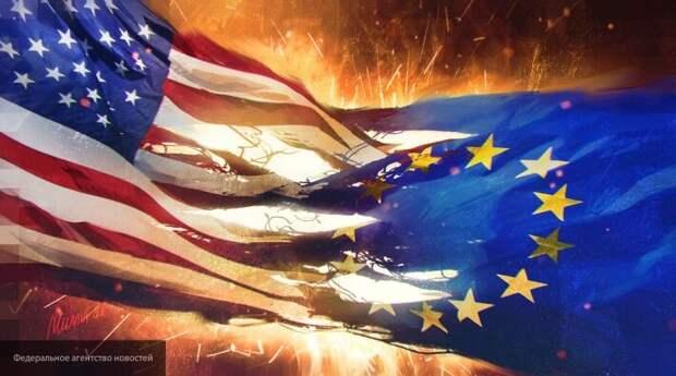 Ищенко рассказал об истинной подоплеке конфликта между Евросоюзом и США