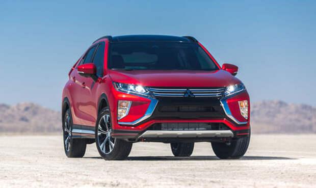 Нарисовать Затмение: новый дизайн Mitsubishi