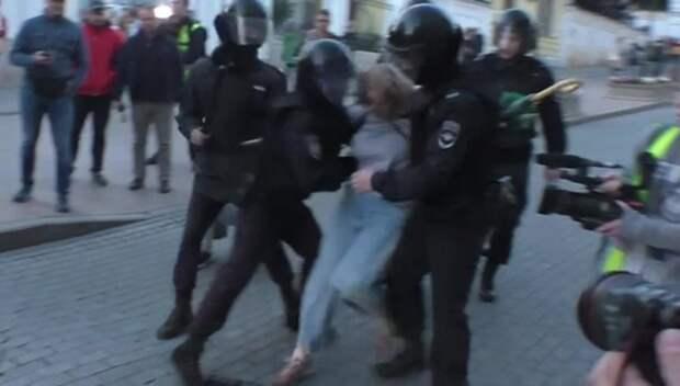 Дарья Сосновская как инструмент и сакральная жертва Майдана