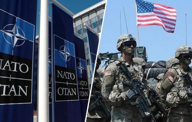 НАТО отрабатывает захват российского Крыма