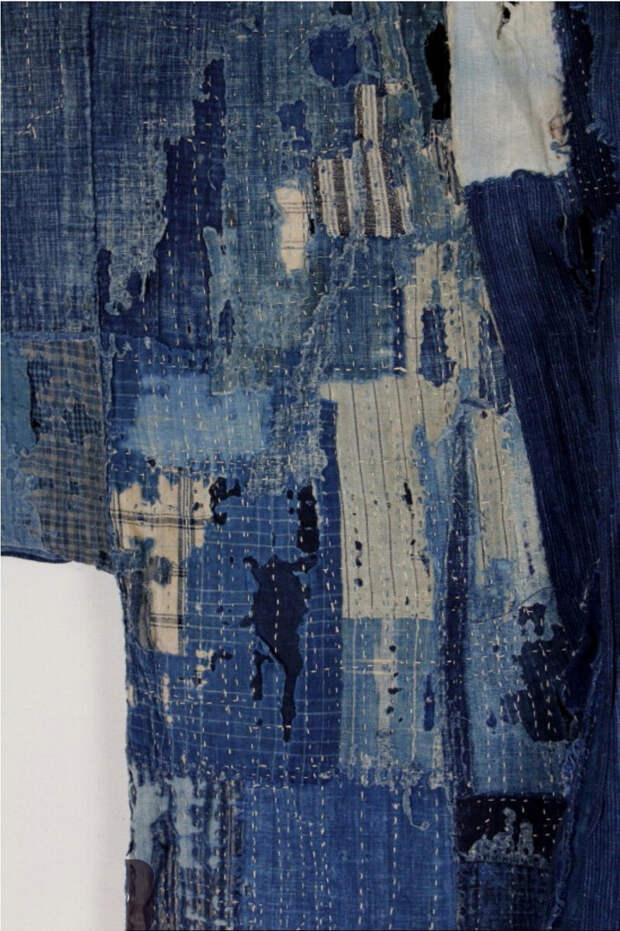 Заплатка, не всегда признак нищеты. Модные заплатки в японском стиле Боро и Сашико