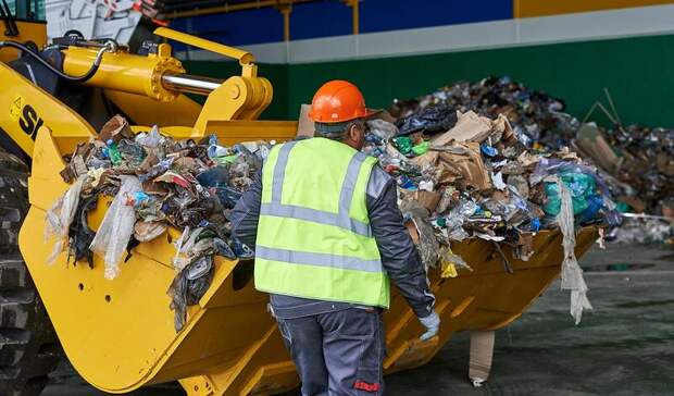 Работники мусоросортировочного  завода в Тюмени придумали альтернативу игрушке Pop it