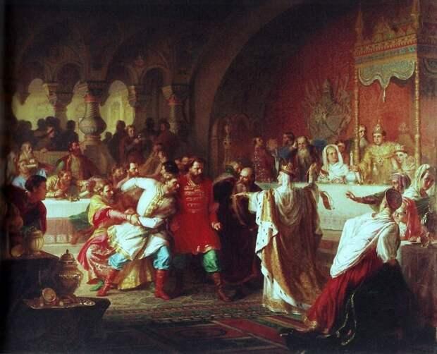 Самый везучий князь Руси Василий II Темный. Как всегда проигрывая, можно всех победить?