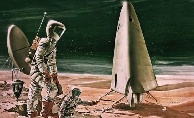 Самые сомнительные марсианские проекты