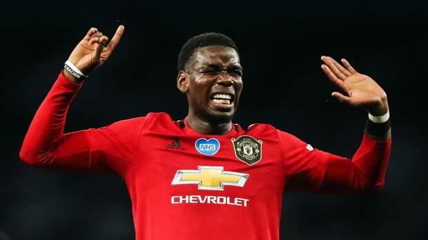 Погба: «Манчестер Юнайтед» еще не на уровне «Ливерпуля», но может выиграть Премьер-лигу»