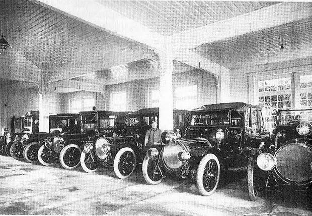 Императорский гараж: автомобили русского царя Николая Второго  авто, история, факты
