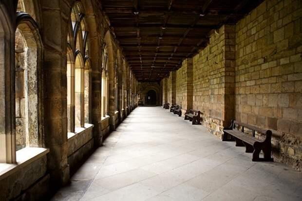7 фото реальных учебных заведений, где снимались сцены в Хогвартсе