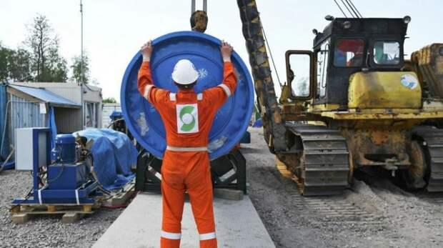Германия просит у России вдвое увеличить поставки газа