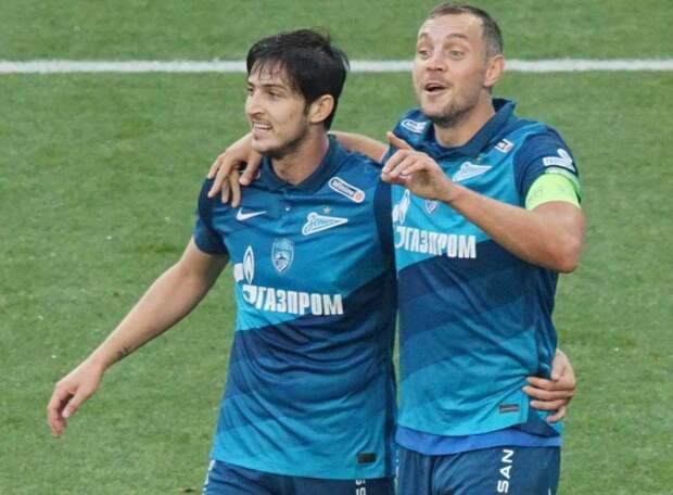 Инсайд: «Рома» предлагает «Зениту» обмен по Азмуну – на выбор одного из трех игроков
