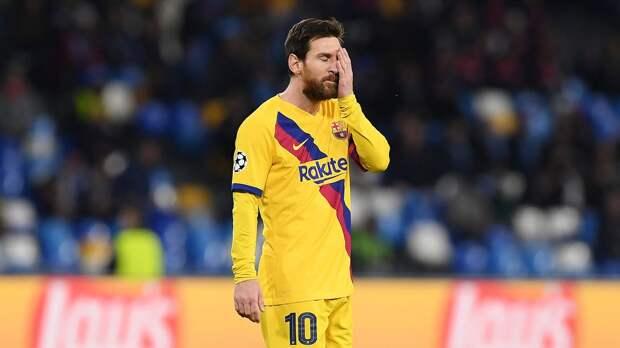 Месси: «Президент «Барселоны» не сдержал свое слово. Я говорил ему о желании уйти на протяжении года»
