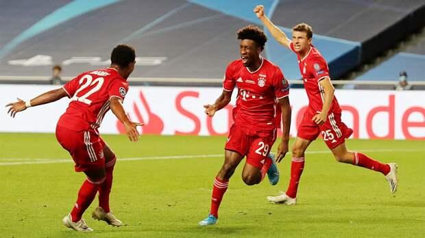 «Манчестер Юнайтед» готов предложить Коману контракт с зарплатой 300 тыс. евро в неделю