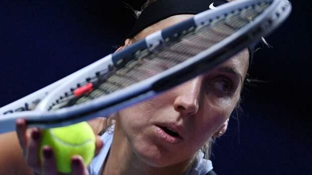 Веснина и Звонарева не сумели пробиться в полуфинал турнира в Риме