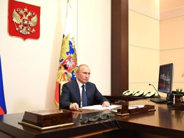 На военном совещании в Сочи президент обсудил ядерную триаду