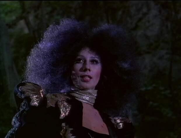 Зловещая Чума в «Сказке странствий» и румынская актриса, исполнившая эту роль