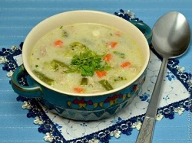 Как быстро приготовить вкусный овощной суп