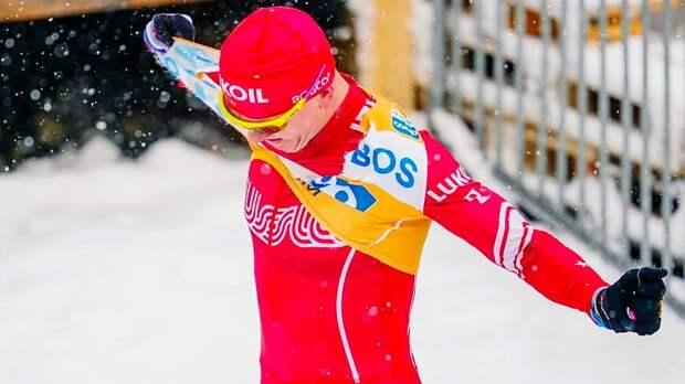 Большунов: «Бросил лыжи ипорвал майку специально для норвежского телеканала»