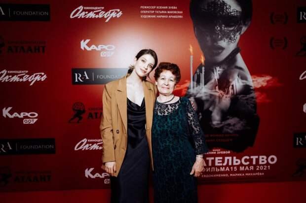Актриса-любитель из Левобережного сыграла в фильме «Вмешательство»