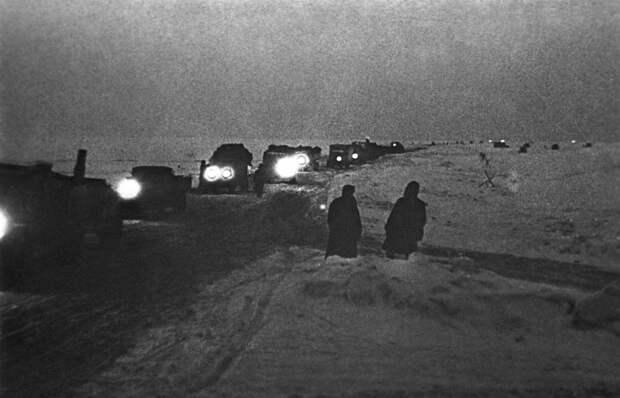 7 важных фактов о «Дороге жизни» — она связывала блокадный Ленинград со страной