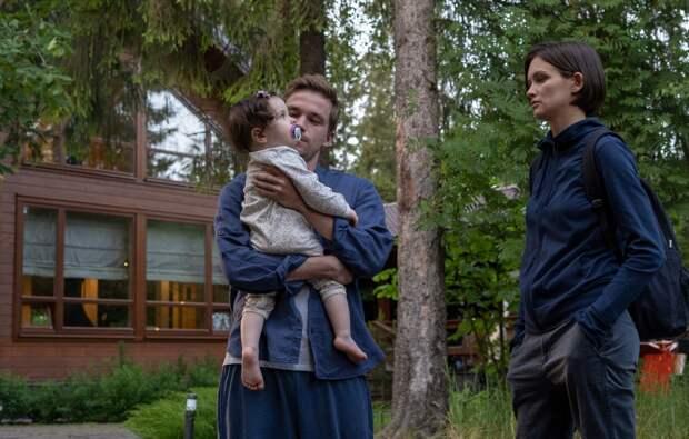 Паулина Андреева скучает по Константину Хабенскому в трейлере второго сезона сериала «Метод»