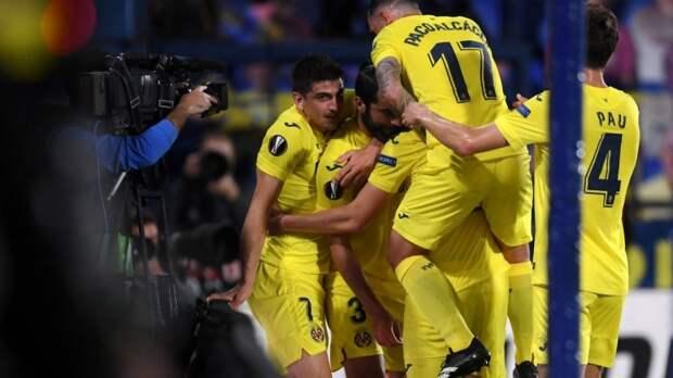 «Вильярреал» впервые в своей истории вышел в финал еврокубка
