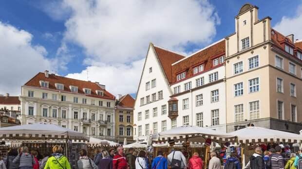 Гид из Таллина предрек Эстонии туристический сезон без россиян