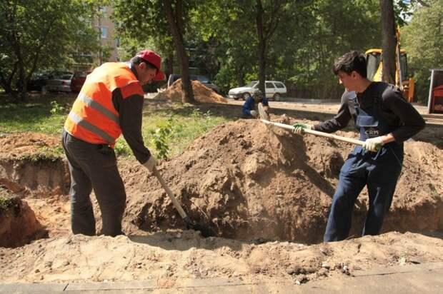 Москвичи приняли участие в разработке проектов благоустройства дворов