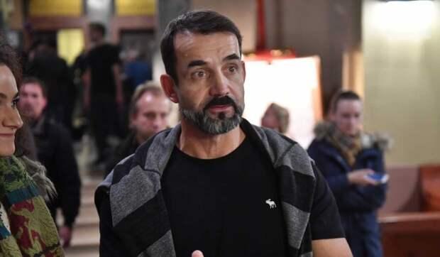 Певцов взорвался после приговора Ефремову