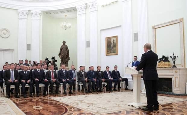 Церемония подписания соглашения о намерениях между Правительством и крупнейшими компаниями о развитии отдельных высокотехнологичных направлений
