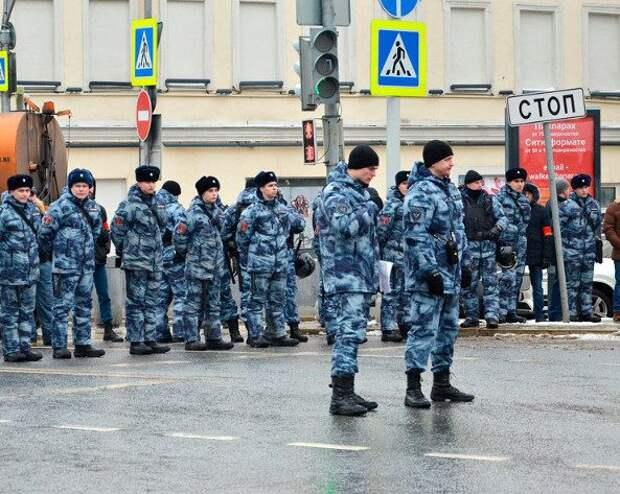 В Думу внесен закон о защите сотрудников МВД и Росгвардии