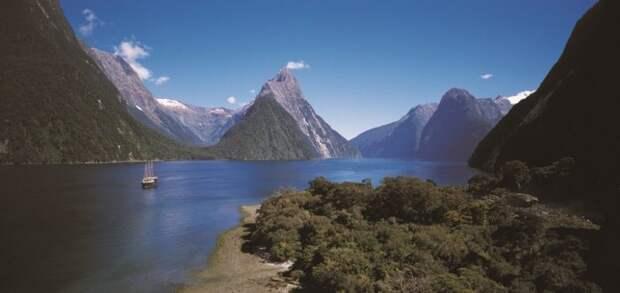 Страна длинного белого облака: неповторимая Новая Зеландия