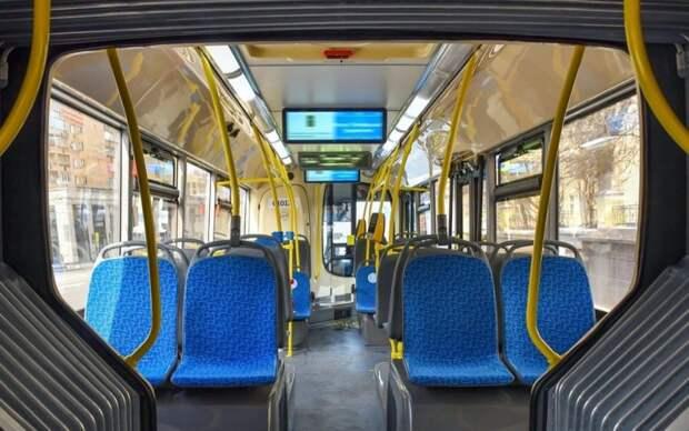 Автобусы № т82 начали курсировать на Соколе Фото: mos.ru