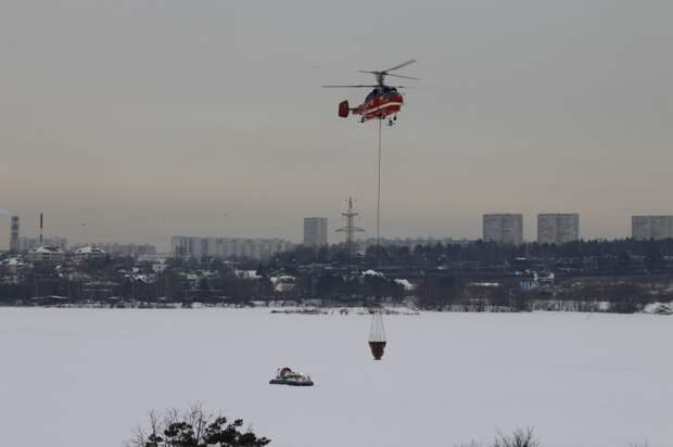 Пилоты Московского авиацентра освоили новый вид авиационных работ