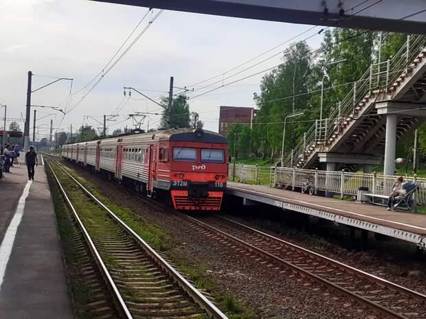 Железнодорожные прогулки. Станция Мельничный Ручей и живописная долина реки Лубьи
