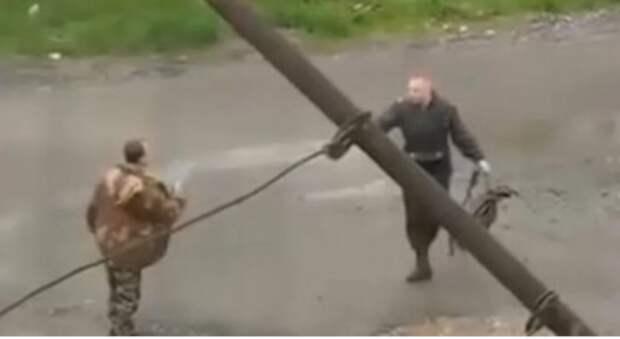 Пьяный подорвал себя гранатой в День Победы в Приморье