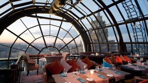 Семь ресторанов Московского региона получили по звезде Michelin