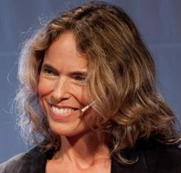 """Израильский нейробиолог Дафна Джоэл, одна из показывавших ложность идеи """"пола мозга""""."""