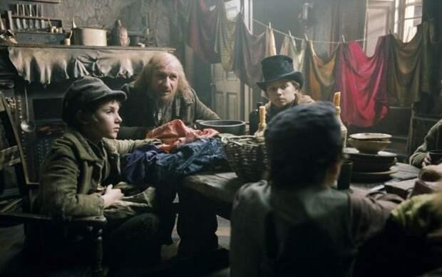 Кадр из фильма «Оливер Твист», 2005 год. / Фото: www.kinopoisk.ru