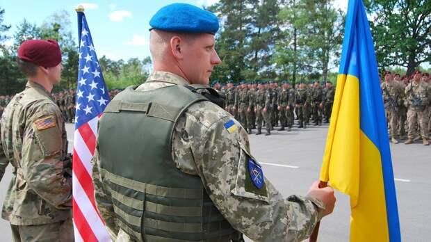 Политолог назвал признаки превращения Украины в военный полигон стран НАТО
