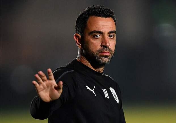 Хави отреагировал на слухи о своем назначении главным тренером «Барселоны»