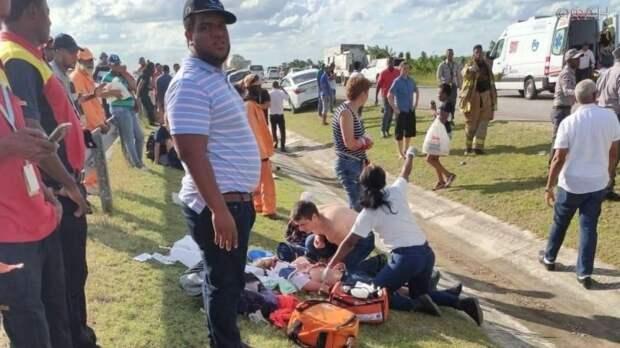 5 главных фактов об аварии в Доминикане, где пострадало 27 россиян