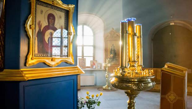 В Московском регионе продлили запрет на посещение храмов