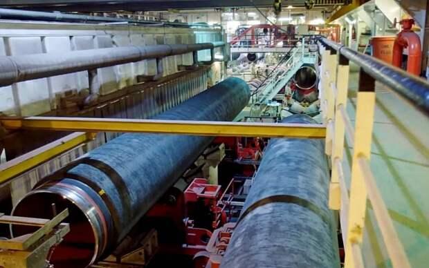 Европа угодила в бинарную «газовую ловушку» России