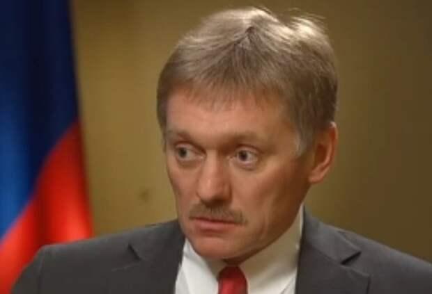 Песков: У Кремля нет данных о россиянах с самолета, на котором летел Протасевич