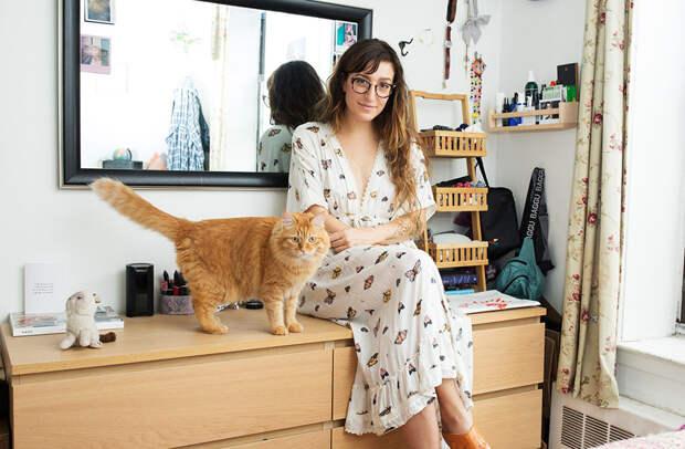 Женщины-кошки