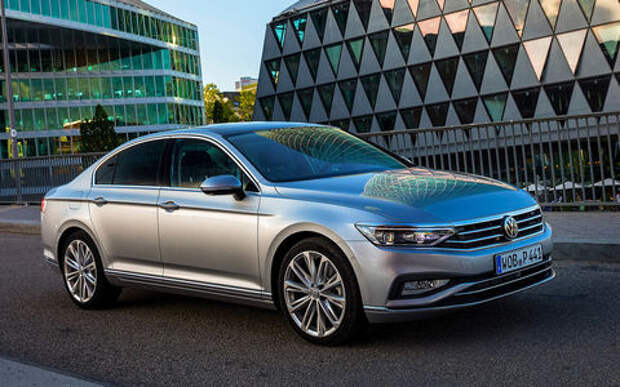 Обновленный VW Passat – изменилось все!
